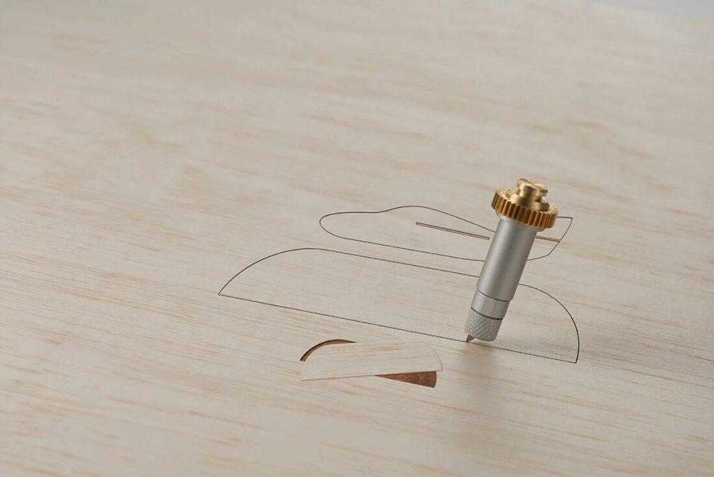 lâmina profunda cricut maker