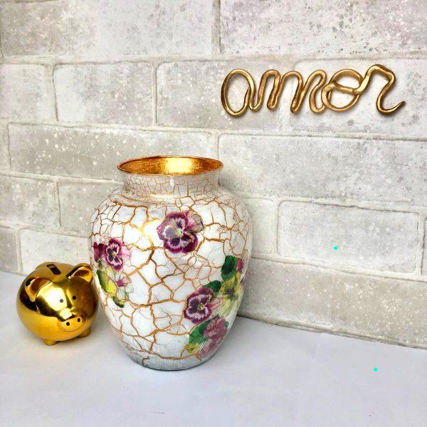 #PareceComprado Vasos Decorados por Camila Camargo – Produtos Adquiridos na Casa da Arte