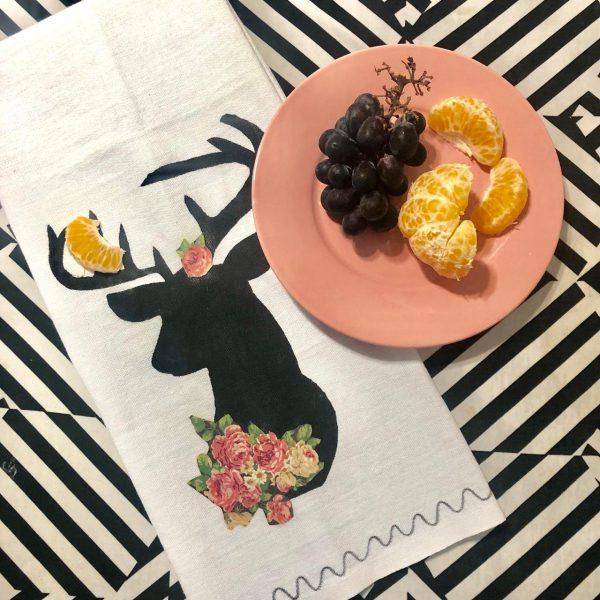 #PareceComprado 5 dicas para fazer Panos de Copa Escandinavos por Camila Camargo – Casa da Arte