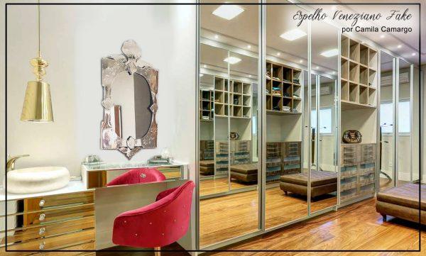 Aprenda a Fazer Seu Próprio Espelho Veneziano!