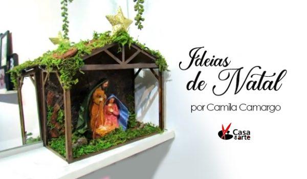 Decore seu Natal com essas ideias da Camila Camargo
